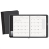 AT-A-GLANCE Executive Monthly Planner, 6 5/8 x 8 3/4, White, 2017