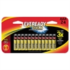 Eveready Gold Alkaline Batteries, AAA, 24/Pk
