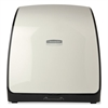 KIMBERLY-CLARK PROFESSIONAL* Slimroll MOD Touchless Manual Towel Dispenser, 14 1/5 x 7.9 x 13, White