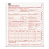 CMS 02/12 Insurance Claim Form, 2-Part, White/White, 9 1/2 x 11, 1000 Forms