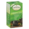 TWININGS Tea Bags, Green, 1.76 oz, 25/Box