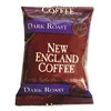New England Coffee Coffee Portion Packs, French Roast, 2.5 oz Pack, 24/Box