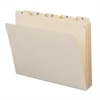 Smead Indexed File Folders, 1/5 Cut, Indexed 1-31, Top Tab, Letter, Manila, 31/Set