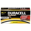 Duracell CopperTop Alkaline Batteries with Duralock Power Preserve Technology, AA, 144/CT