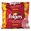 Folgers Coffee Filter Packs, Regular, 0.9 oz Filter Pack, 40/Carton