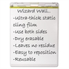 Wizard Wall Dry Erase Static-Cling Film Easel Pads, 24 x 29, White, 15 Sheets/Pad, 6 Pads/PK