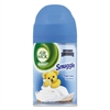 Air Wick Freshmatic Ultra Spray Refill, Snuggle Fresh Linen, Aerosol, 6.17 oz, 6/Carton
