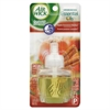 Air Wick Scented Oil Refill, Warming - Apple Cinnamon Medley, 0.67oz Bottle, Orange