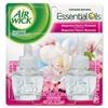 Air Wick Scented Oil Refill, Calming - Magnolia & Cherry Blssm.67oz, Pink, 2/PK, 6 PK/CT