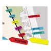 Redi-Tag Mini Arrow Page Flags, Blue/Mint/Purple/Red/Yellow, 154 Flags/Pack