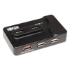 6-Port USB 3.0 SuperSpeed Charging Hub, Black