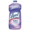 Clean & Fresh Multi-Surface Cleaner, Lavender & Orchid Scent, 40 oz Bottle