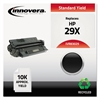 Remanufactured C4129X (29X) High-Yield Toner, Black