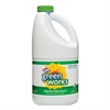 Green Works Chlorine-Free Bleach, 60oz Bottle, 8/Carton