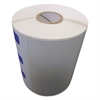 Thermal Printer Shipping Labels, 4 x 6, White, 220/Roll, 4 Rolls