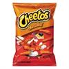 Cheetos Crunchy Cheese Flavored Snacks, 3.25 oz Bag, 28/Carton