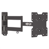 Wall Mount, Steel/Aluminum, 15 1/2 x 3 x 11 7/8, Black