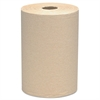 "Hard Roll Towels, 2"" Core, 8 x 800 ft, Brown"