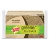 Scotch-Brite Greener Clean Non-Scratch Scrub Sponge, 4 1/2 x 2 4/5, 3/Pack