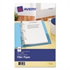 Avery Mini Binder Filler Paper, 5-1/2 x 8 1/2, 7-Hole Punch, College Rule, 100/Pack
