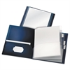 ReportPro 10-Pocket Project Organizer, Letter, Assorted