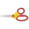 "Titanium Bonded Kids Scissors, 5"" Long, Pointed, Assorted Colors"