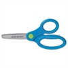 "Westcott Non-Stick Kids Scissors, 5"" Long, Pointed, Assorted Colors"