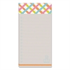 Printed Note Pads, 4 x 8, Lined, Assorted Designs, 75-Sheet, 3/Pack