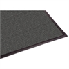 Guardian WaterGuard Indoor/Outdoor Scraper Mat, 36 x 120, Charcoal