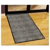 Guardian Silver Series Indoor Walk-Off Mat, Polypropylene, 48 x 72, Pepper/Salt