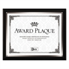 DAX Insertable Plaque, 8 1/2 x 11, Black