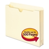 Smead Manila File Jackets, Letter, 11 Point, Manila, 50/Box