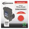 Innovera Remanufactured IMINK2 (IM-280) Postage Meter Ink, Red