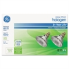 Energy-Efficient Halogen 60 Watt PAR38 Floodlight, 2/Pack