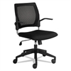 Alera Alera TCE Series Mesh Back Task Chair, Black
