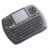 SMK-Link Electronics Wireless Ultra Mini Touchpad Keyboard, Black