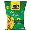 udi's Gluten Free Ancient Grain Crisps, Jalapeno Cheddar, 4.93 oz Bag