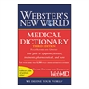 Webster's New World Medical Dictionary, Third Edition, Paperback, 480 Pages