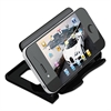 Universal Smartphone Stand, 1-Compartment, 4 x 2 3/4 x 2 3/4, Black