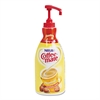 Coffee-mate Liquid Coffee Creamer, Hazelnut, 1.5 Liter Pump Bottle, 2/Carton