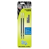 Zebra EQ Refill for Z-Mulsion EX Ballpoint Pen, Medium, Black