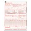 CMS 02/12 Insurance Claim Form, 8 1/2 x 11, 500 Forms