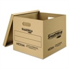 Bankers Box SmoothMove Classic Moving Boxes, 8-SM: 15l x 12w x 10h, 4-MED: 18l x 15w x 14h