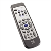 Universal Projector Remote Control for LCD and DLP Projectors, Gray