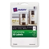 Avery Self-Laminating ID Label, Laser/Inkjet, 4 x 6 Sheet, 2 1/4 x 3 1/4, White, 10/PK
