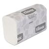 Kleenex SCOTTFOLD Paper Towels, 7 4/5 x 12 2/5, White, 120/Pack, 25 Packs/Carton
