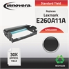 Innovera Remanufactured E260X22G (E460) Drum Unit, Black