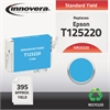 Innovera Remanufactured T125220 (125) Ink, Cyan