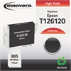 Innovera Remanufactured T126120 (126) Ink, Black