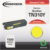Innovera Remanufactured TN310Y Toner, Yellow